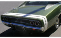 Tail stripe, -68 Charger