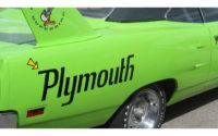 Plymouth dekal