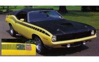 AAR stripe, -70 Plymouth Cuda